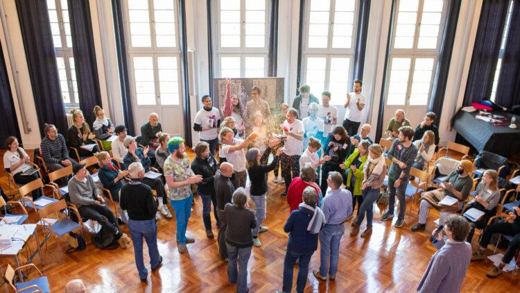 2. Hansa-Konvent: Danke sagen an alle Mitwirkenden